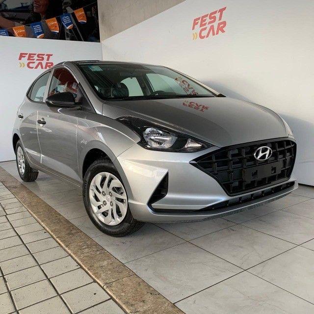 Hyundai HB20 1.0 Sense 2022 Manual (ZERO) (81) 9 9124.0560 Brenda - Foto 3