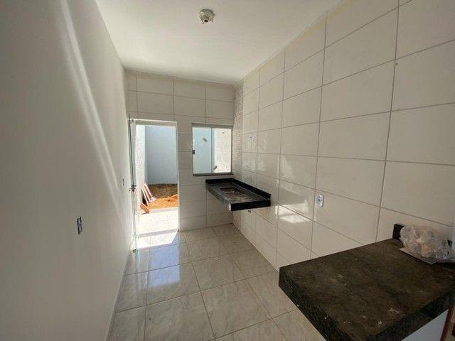 Casa para venda possui 58 metros quadrados com 2 quartos em Residencial Buena Vista I - Go - Foto 12