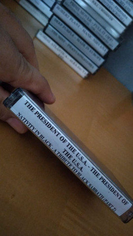 Fitas cassete K7 metal punk rock - Foto 4