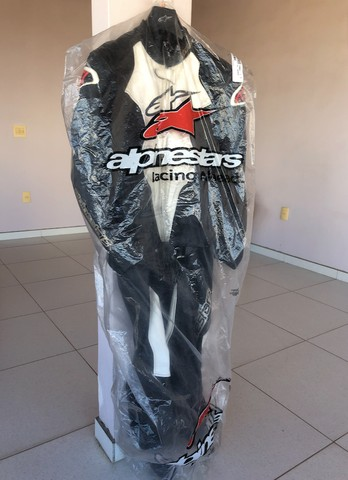Macacao Alpinestars Challenger suit 52 - 2 pecas / Customizado - Foto 3