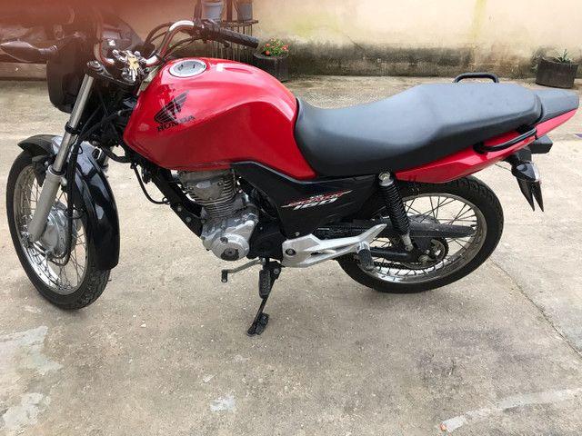 Vendo moto start 160 cc ano 2019 7mil km 10.000,00 - Foto 2