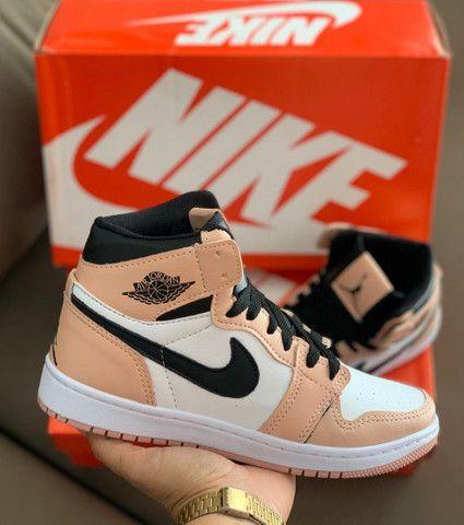 Bota Nike Air Jordan 1 - Foto 5