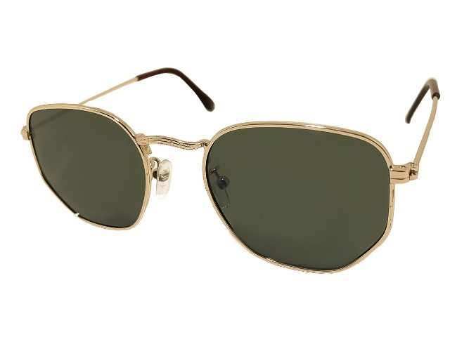 Óculos de Sol Hexagonal Novo - Foto 4