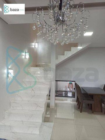 Sobrado com 3 dormitórios (1 suíte) à venda, 180 m² por R$ 700.000 - Residencial Deville - - Foto 3