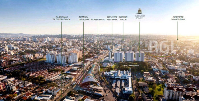 Apartamento à venda com 2 dormitórios em Jardim lindóia, Porto alegre cod:EX9705 - Foto 15