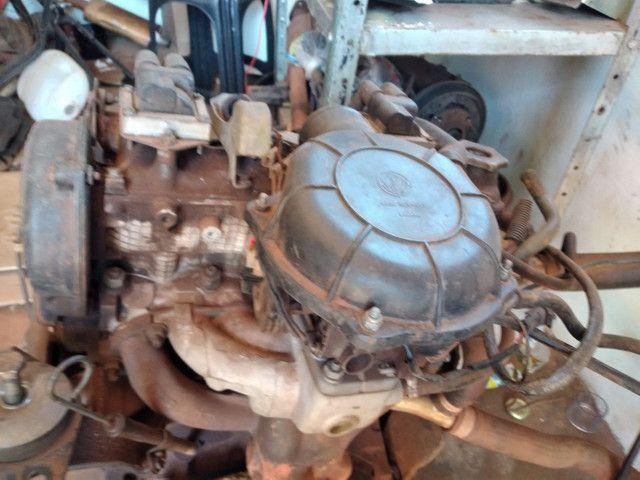 Vendo motor uno ano 2000