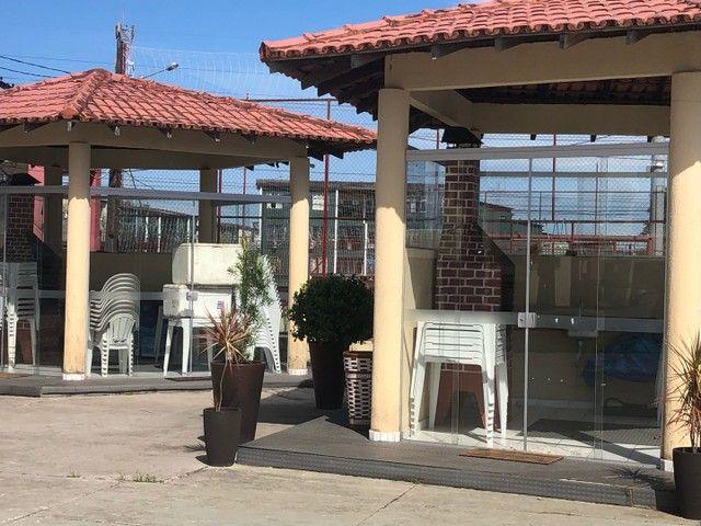 porto bello residence 3/4 sendo 2 sts com  2 vgs nascente 4 andar predio com elevador - Foto 6