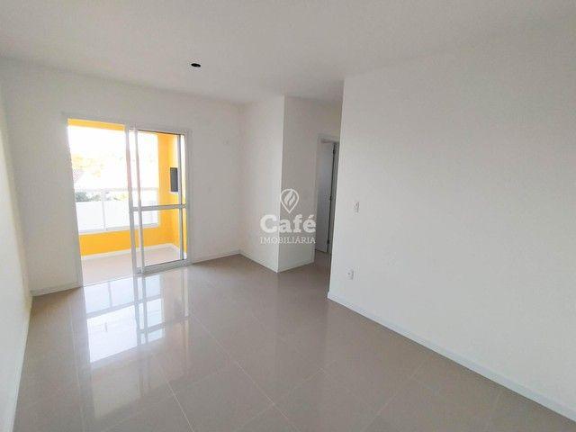 Apartamento Novo com 2 dormitórios, sacada com churrasqueira e Garagem. - Foto 8