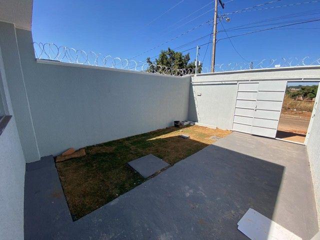 Casa para venda possui 58 metros quadrados com 2 quartos em Residencial Buena Vista I - Go - Foto 6
