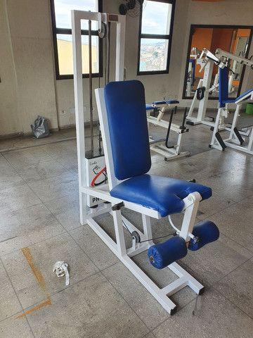 """COMBO"" Cadeira Extensora + Flexora ""PHYSICUS"""
