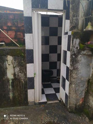Vendo casa 35 reais Belford roxo barro vermelho - Foto 4