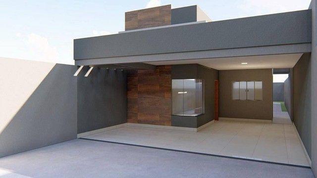 Casa  Maravilhosa no Jardim Leblon - Campo Grande - MS