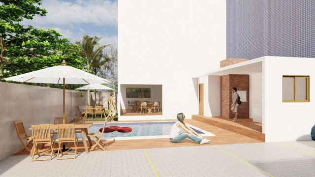 Apartamentos de 2 e 3 Quartos no Valentina/Muçumagro Com Até Zero de Entrada - Foto 3
