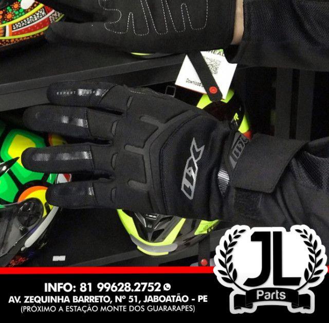 Luvas X11 e Forza para dia a dia , a partir de R$ 85,00 (tamanhos P ao GGG) JL Parts