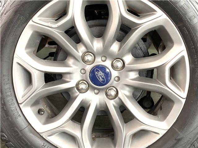 Ford Ecosport 2014 2.0 freestyle 4wd 16v flex 4p manual - Foto 16