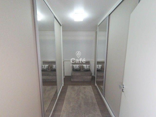 Apartamento, 2 Dormitórios, 1 Suíte, 3 Banheiros, 1 Vaga, Sacada, Semimobiliado, Centro - Foto 7