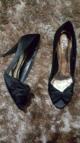 Sapatos semi novos  - Foto 4