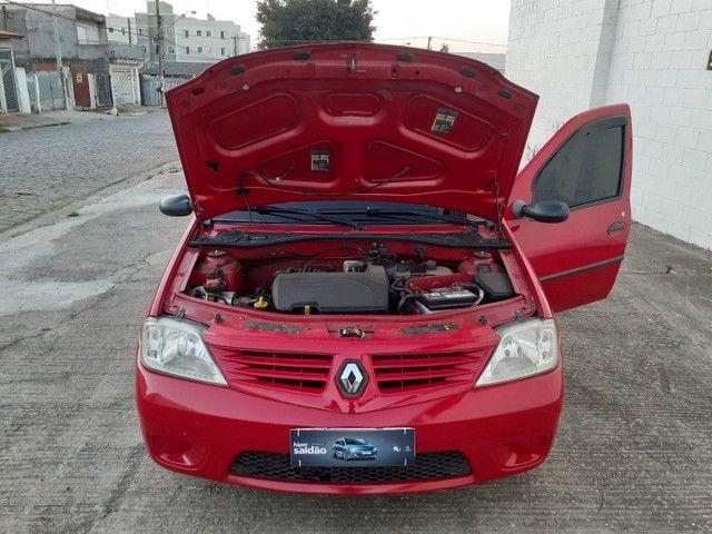 Vendo ou Troco Por Strada ou Montana Renault Logan Expression 1.0 16V - Foto 12