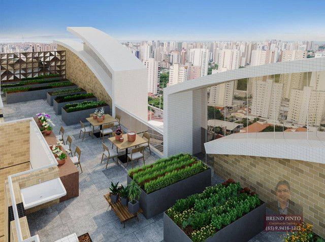 Apartamento no Tribeca com 3 dormitórios à venda, 119 m² por R$ 1.139.260 - Aldeota - Fort - Foto 20
