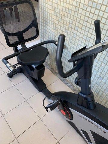 Bicicleta Ergométrica Horizontal Embreex