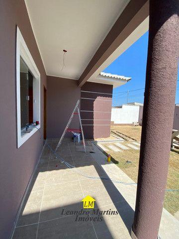 Em Construção / Linda e ótima casa primeira locação em itaipuaçu !!  - Foto 7