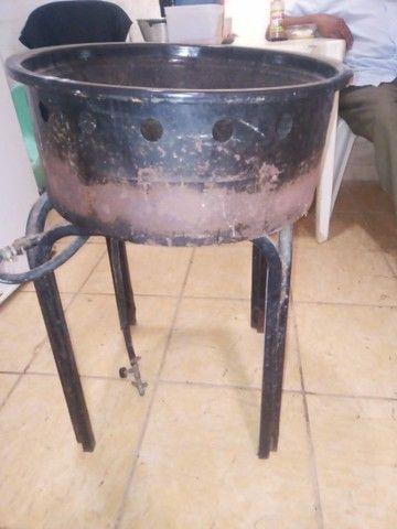 Fritadeira de batata pro gas