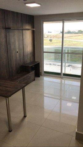 Apartamento de 1 quarto em águas claras, com Armarios, lazer, piscina e garagem - Foto 5