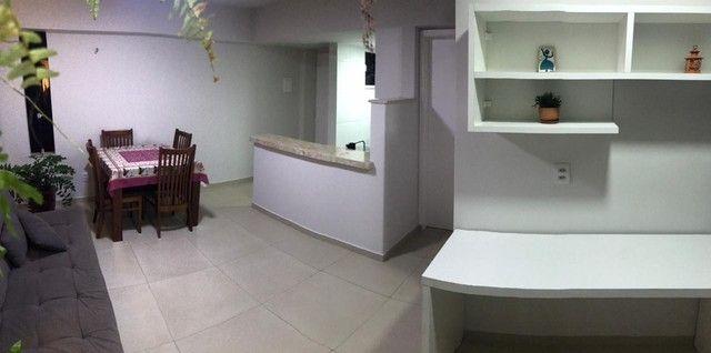 Vendo lindo apto de 46m2 todo mobiliado e reformado por R$ 140 mil - Foto 10