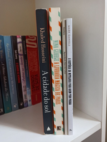 Kit com 4 livros - Foto 3
