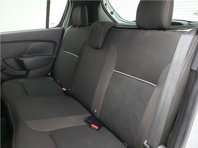 Renault Sandero 2020 1.0 12v sce flex expression manual - Foto 11