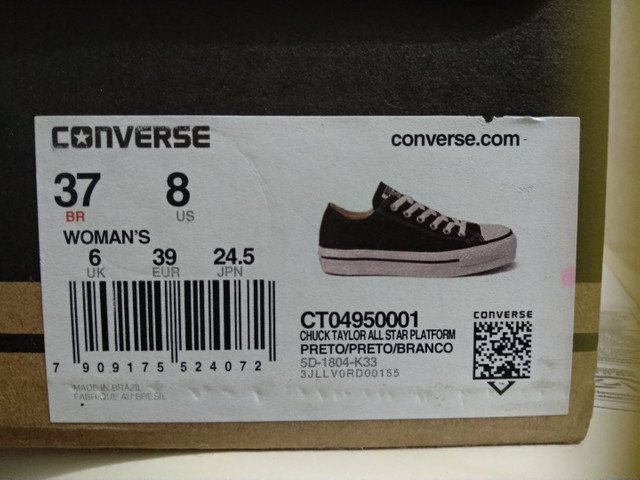 Tênis All Star Converse - Foto 2