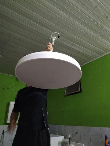 Luminária Redonda 60 cm - Foto 2