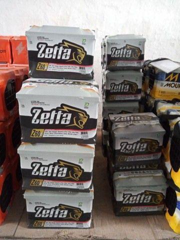 Baterias novas para todos as marcas de carro. - Foto 3