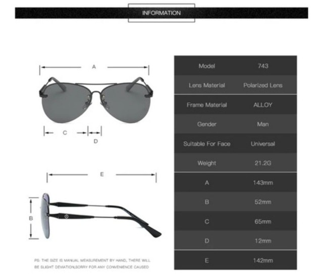 Óculos Mercedes Bens GT Polarizado  - Foto 4