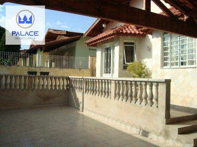 Casa com 3 dormitórios à venda, 200 m² por R$ 470.000,00 - Jd São Pedro - São Pedro/SP