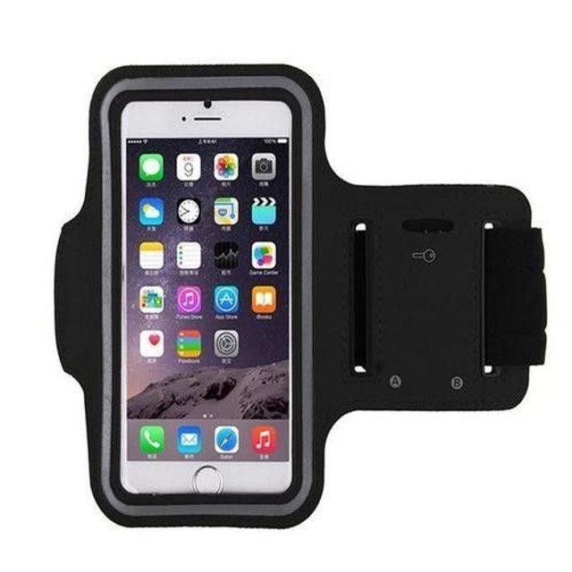 Braçadeira de celular para braço  - Foto 2