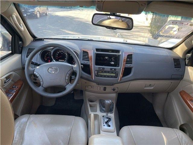Toyota Hilux sw4 2010 4.0 srv 4x4 v6 24v gasolina 4p automático - Foto 8