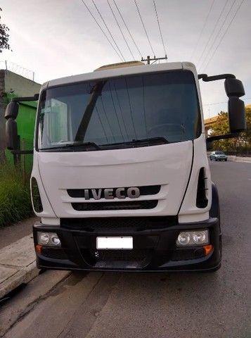 Caminhão Iveco 170e22 Ano 2014 Com Tanque Pipa