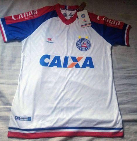 Camisa Oficial do Bahia - Foto 2
