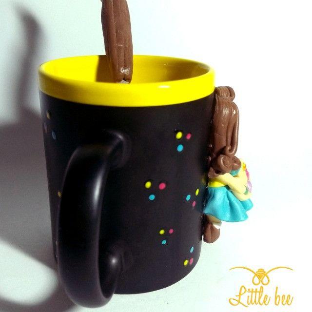 Caneca Personalizada em Biscuit - Presentes - Lembrancinhas - Biscuit 3D - Foto 2