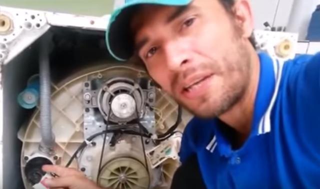 Curso - Conserto de Lavadora de Roupas -
