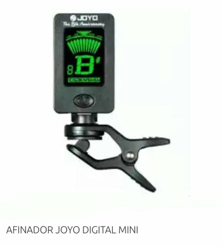 Afinador joyo digital mini