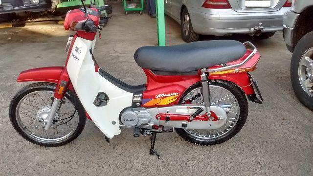 Honda C-100 Dream   Venda Ou Troca    1996 - Motos