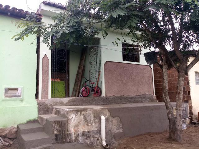 Vende-se casa em Lagoa Seca- PB