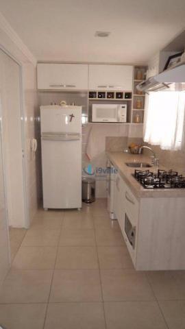 Apartamento com 3 dormitórios à venda, 92 m² por r$ 550.000 - jardim aquarius - são josé d - Foto 9