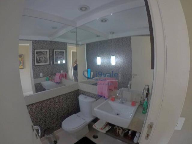 Porteira fechada !!!apartamento com 4 dormitórios à venda, 147 m² por r$ 970.000 - vila em - Foto 4