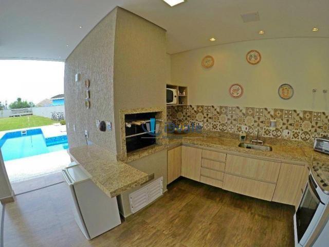 Linda casa térrea à venda, condomínio alto luxo mirante do vale, jacareí-sp - Foto 13