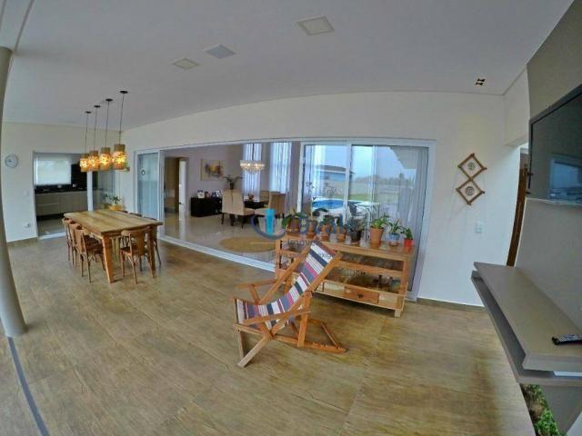 Linda casa térrea à venda, condomínio alto luxo mirante do vale, jacareí-sp - Foto 16