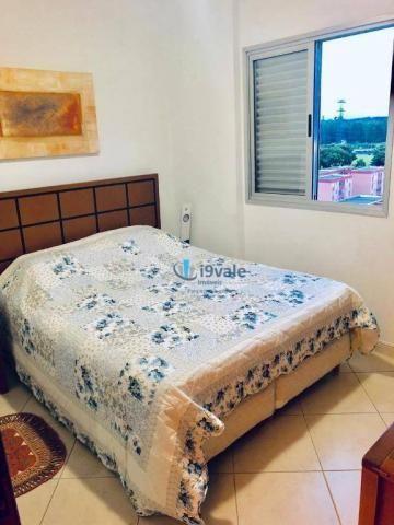 Apartamento com 3 dormitórios sendo 1 suíte à venda, 70 m² - vila industrial - são josé do - Foto 13