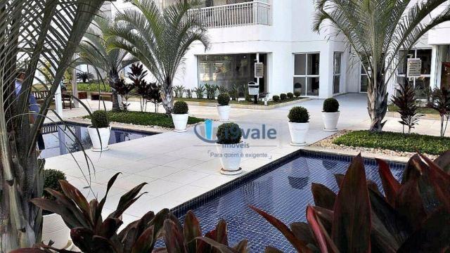 Apartamento com 3 dormitórios à venda, 92 m² por r$ 550.000 - jardim aquarius - são josé d - Foto 19